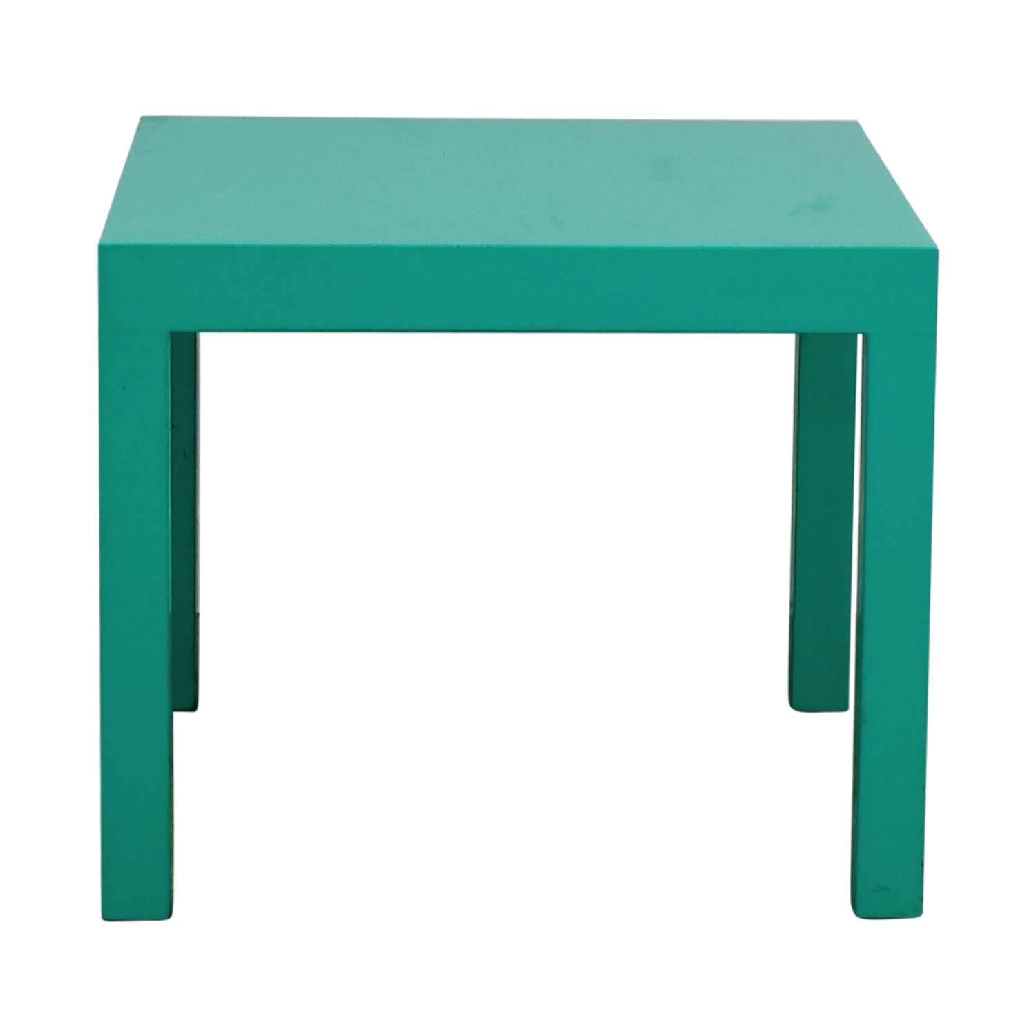 Mikes Furniture Mikes Furniture Turquoise Side Table