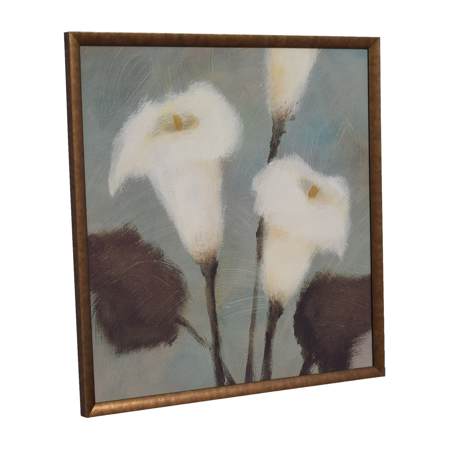 shop White Calla Lily Flower Artwork online