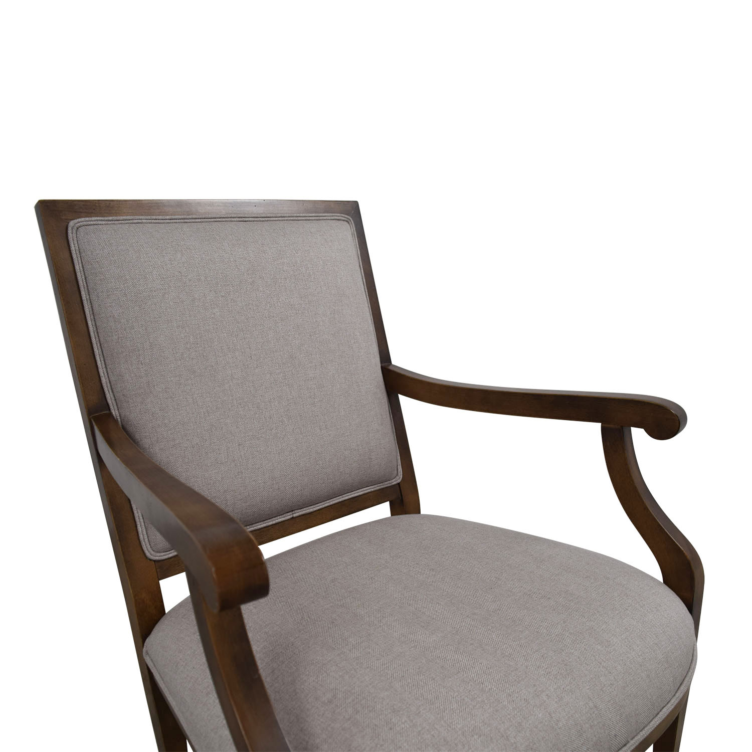 Restoration Hardware Restoration Hardware Grey Accent Chair discount