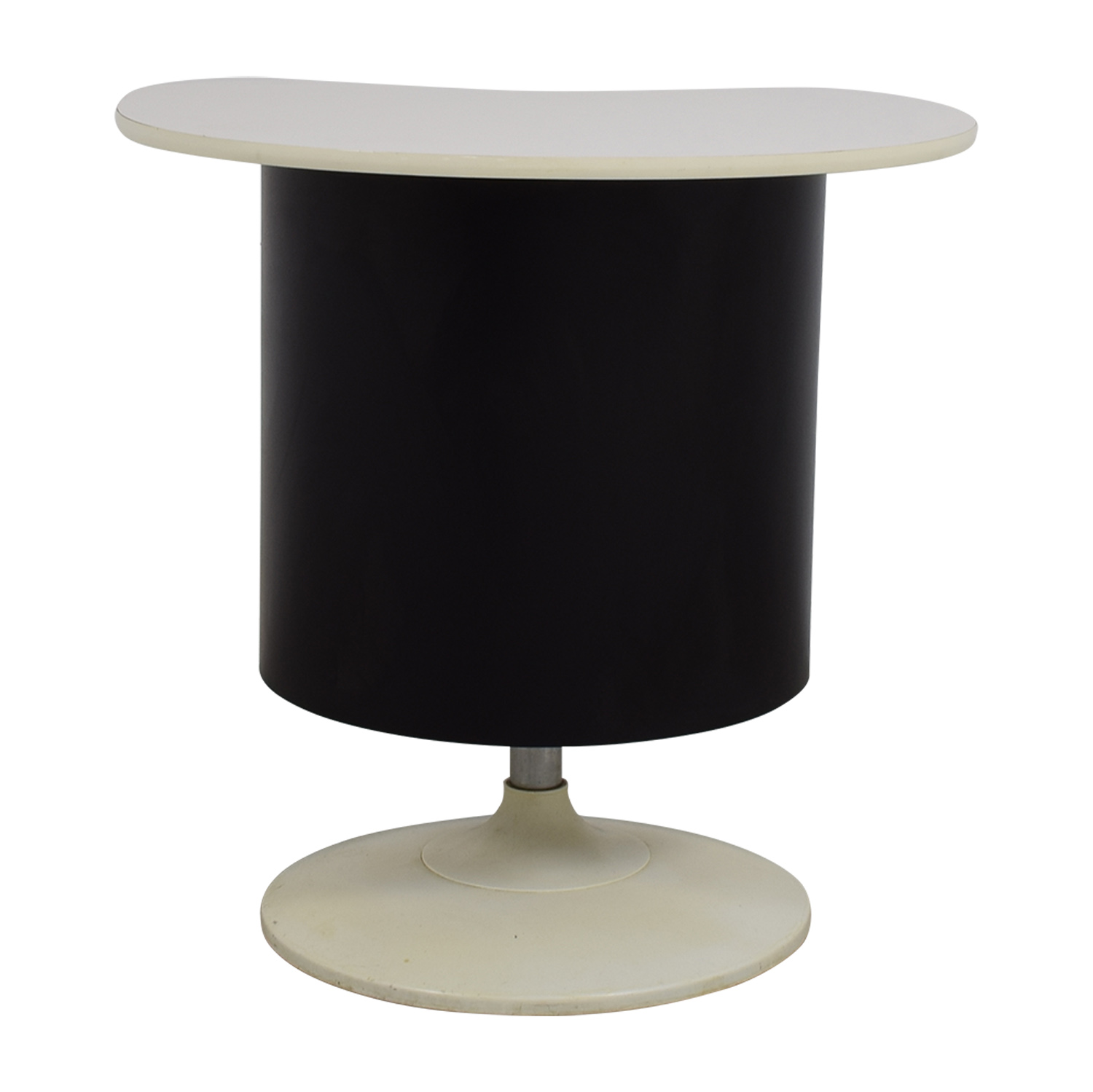 shop Vintage Black and White Modern Bar online