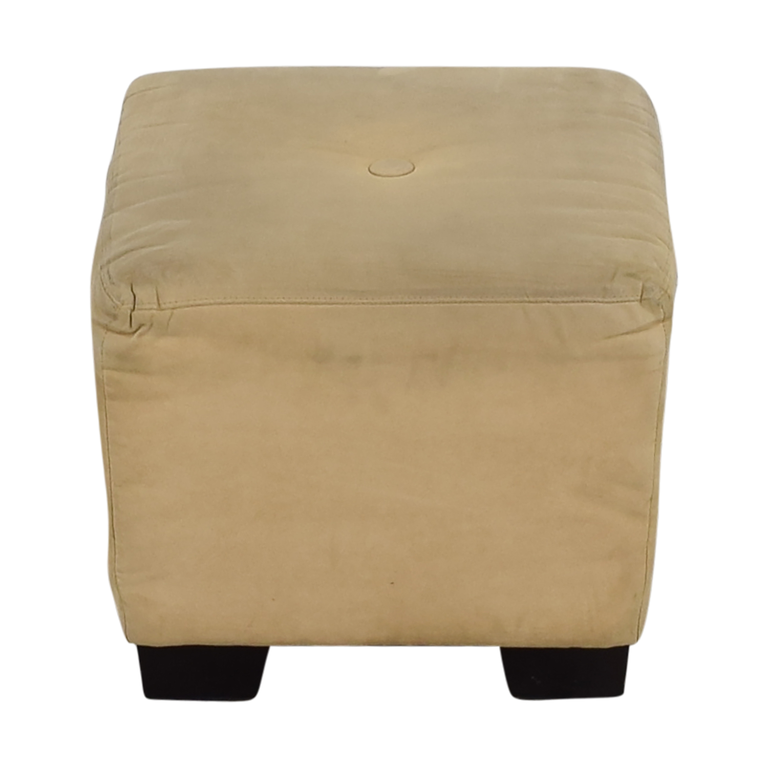 Sherrill Furniture Sherrill Furniture Beige Square Ottoman price