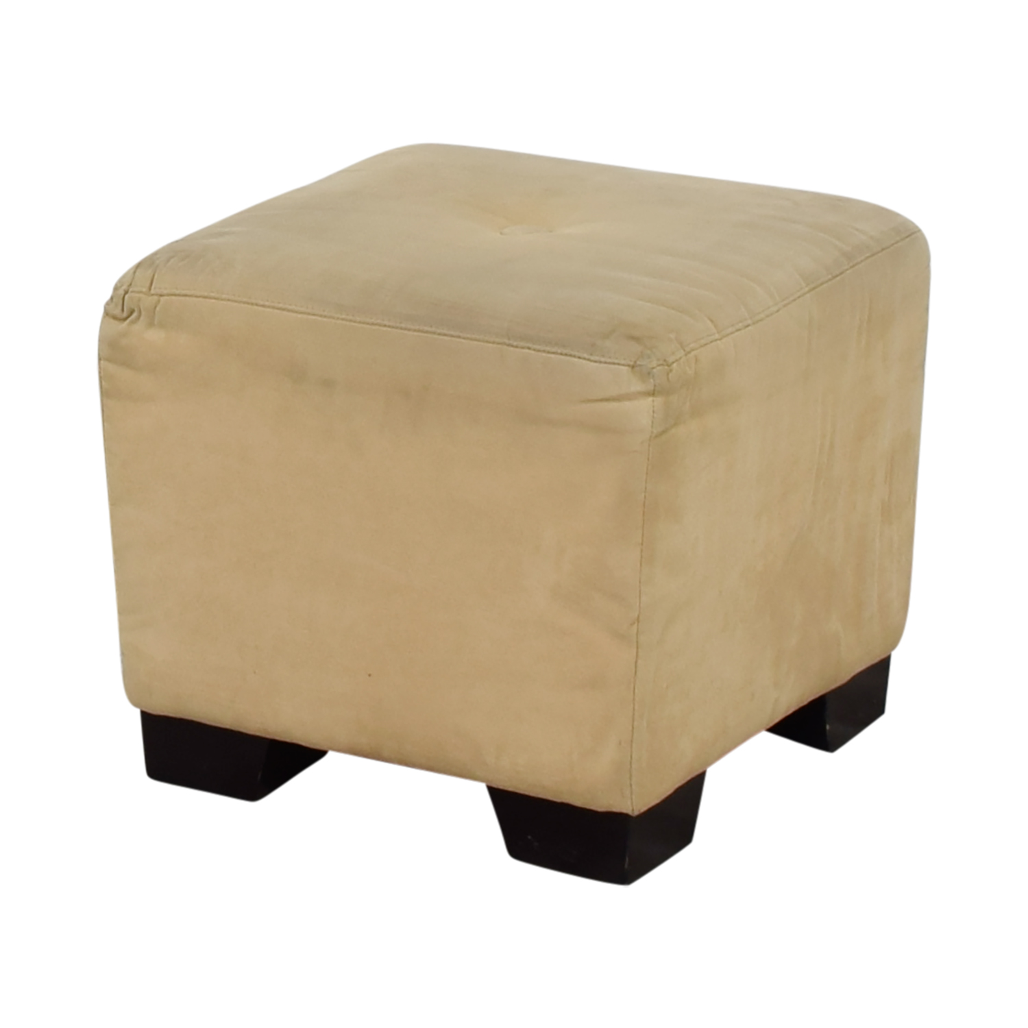 Remarkable 90 Off Sherrill Furniture Sherrill Furniture Beige Square Ottoman Chairs Cjindustries Chair Design For Home Cjindustriesco