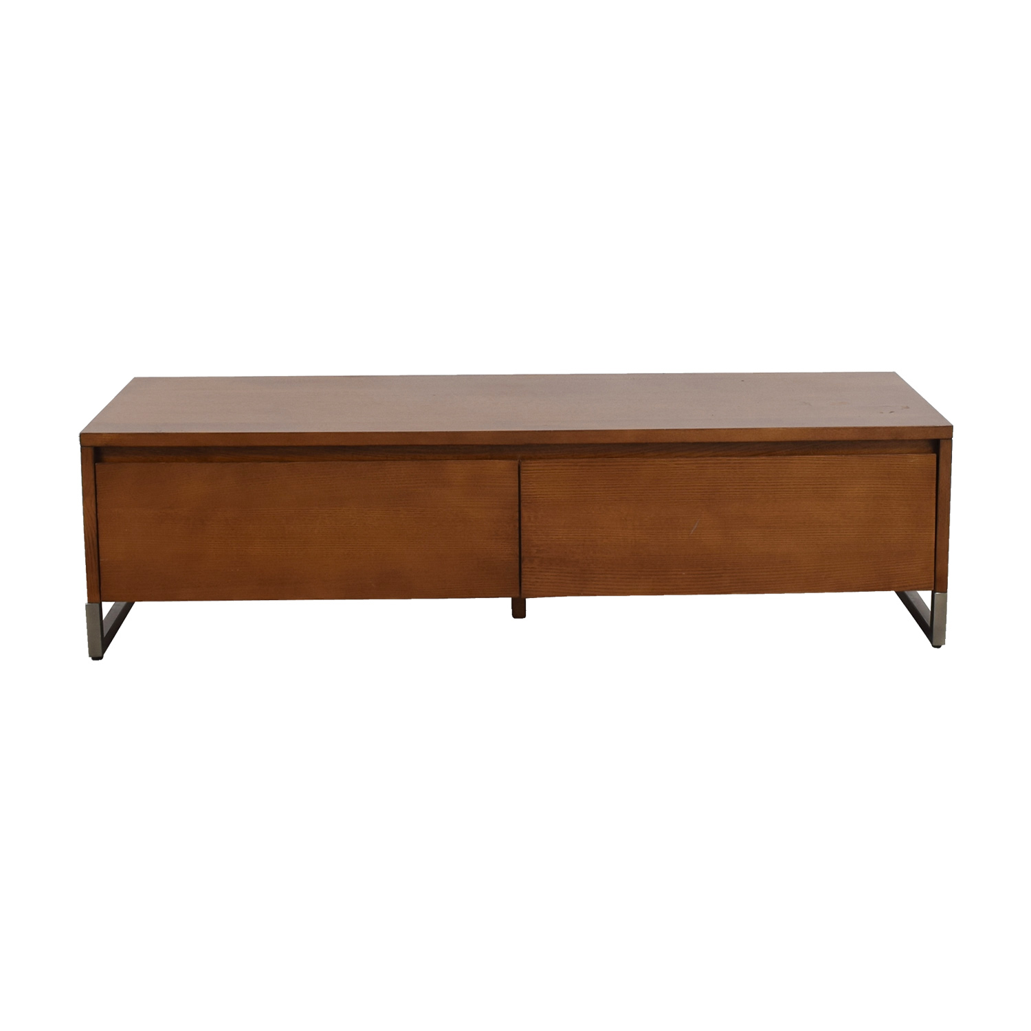 West Elm West Elm Hudson Media Console on sale