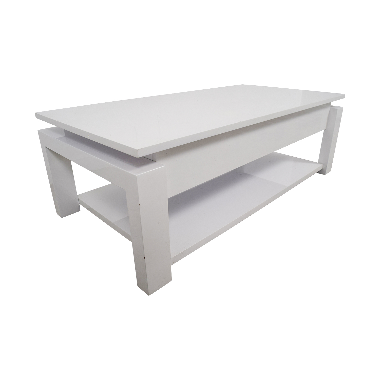 OFF White Lift Top Coffee Table Tables