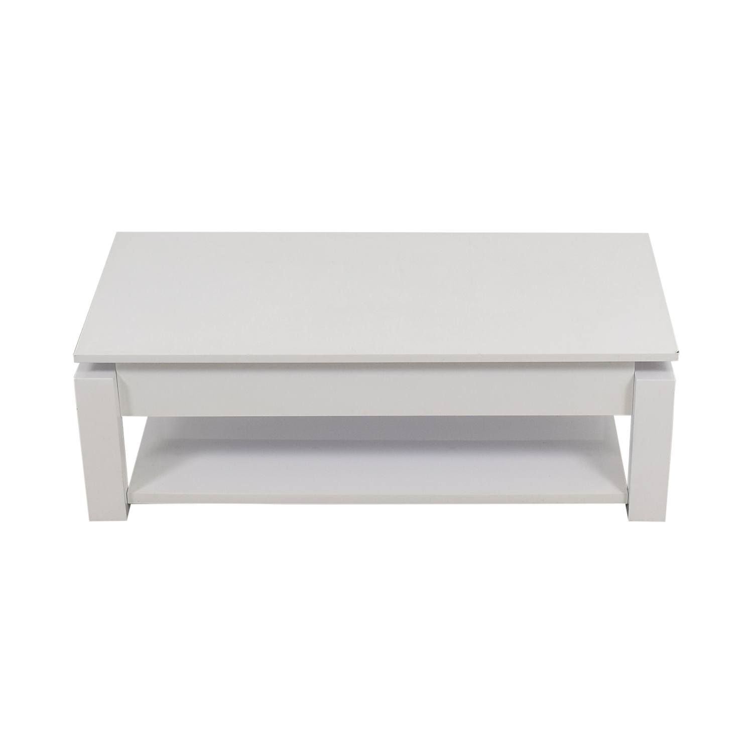 White Lift Top Coffee Table / Coffee Tables