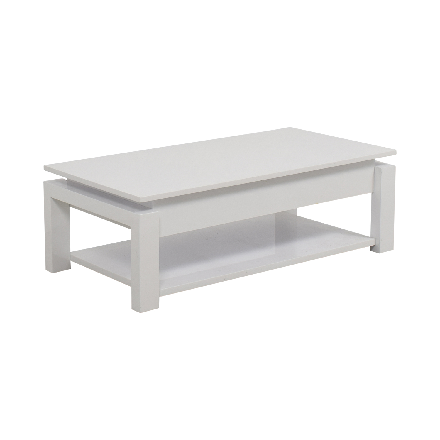... Shop White Lift Top Coffee Table Tables ...