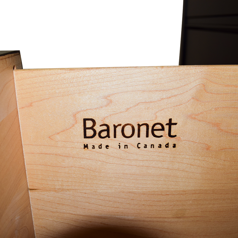 72 Off Baronet Canada Five Drawer Chest Storage
