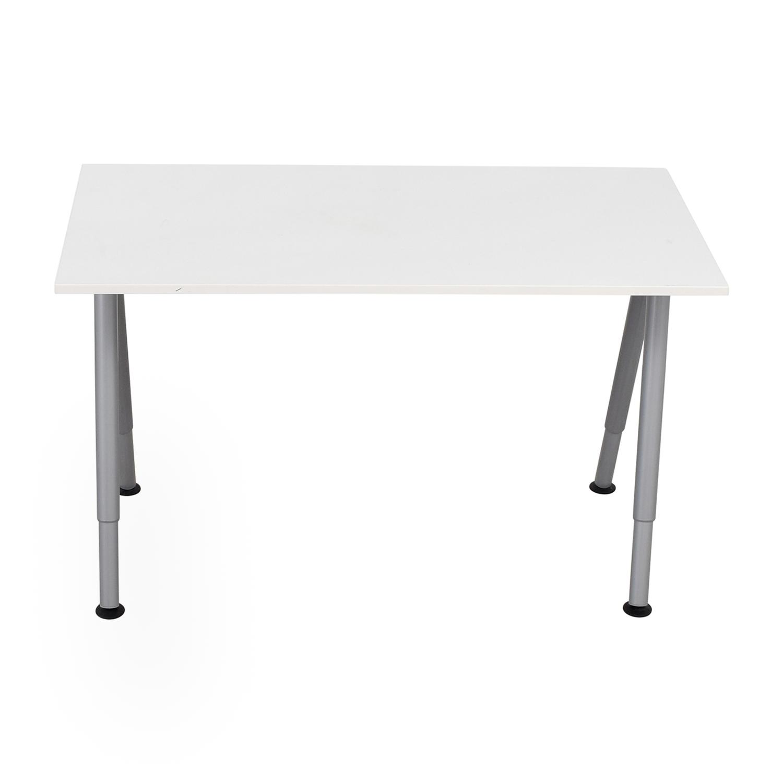 IKEA IKEA Thyge White Desk / Tables
