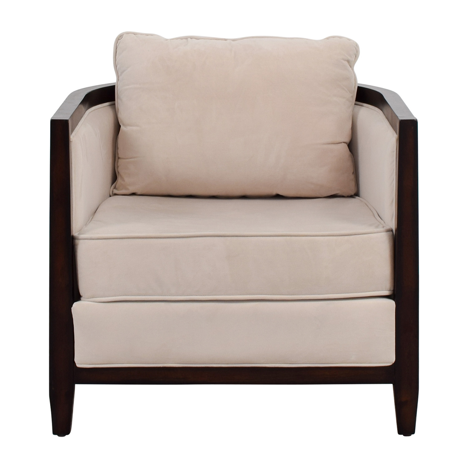 Coaster Coaster Beige Leisure Accent Chair used