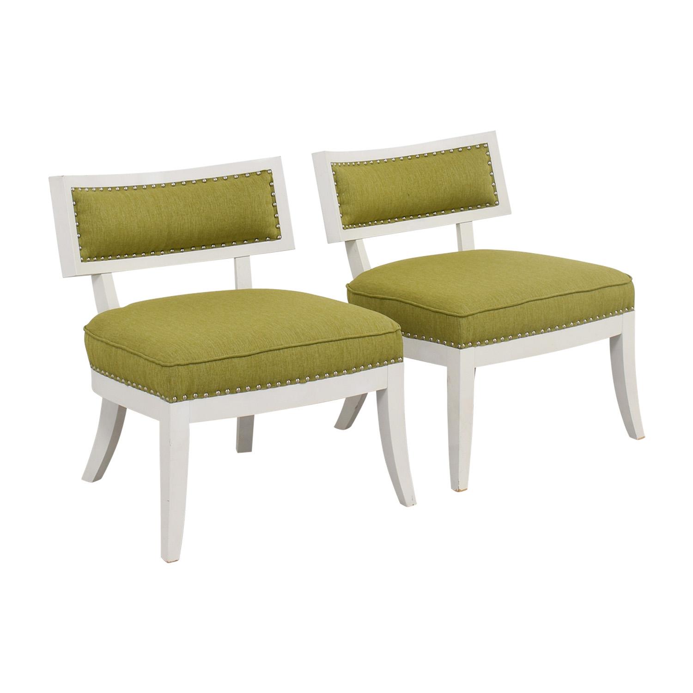 shop Sunpan Modern Home Mystique Pear Green Chairs Sunpan Modern Home Chairs