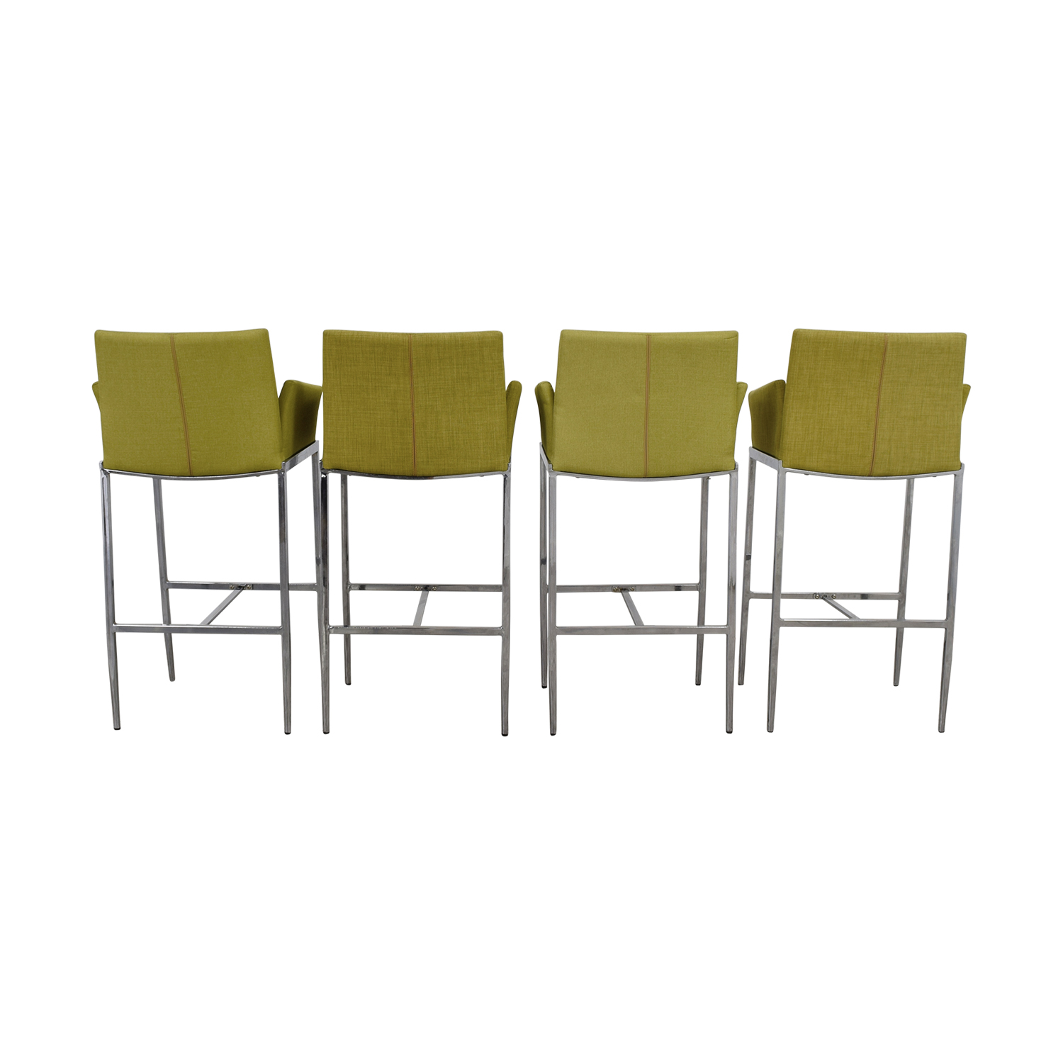 Coaster Coaster Pear Green Bar Stools second hand