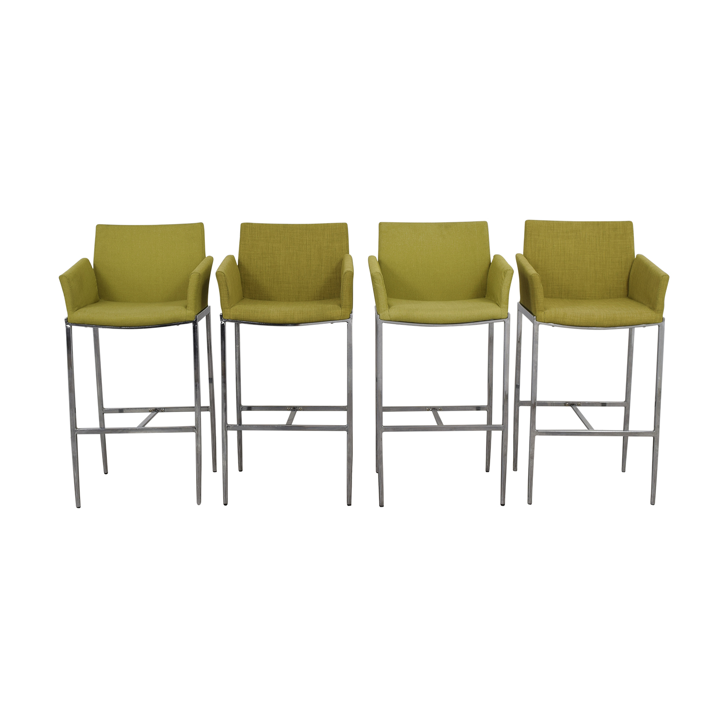 Coaster Pear Green Bar Stools sale