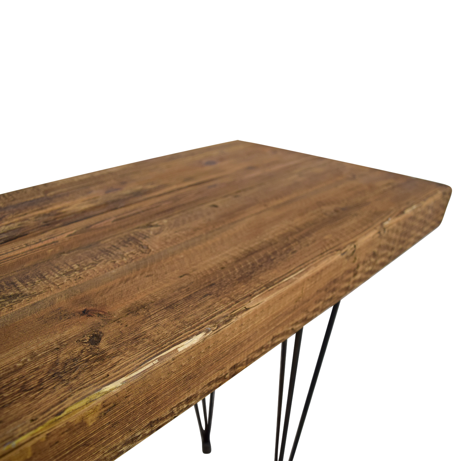 shop Does Home Collection Does Home Collection Boneta Rustic Wood Console online