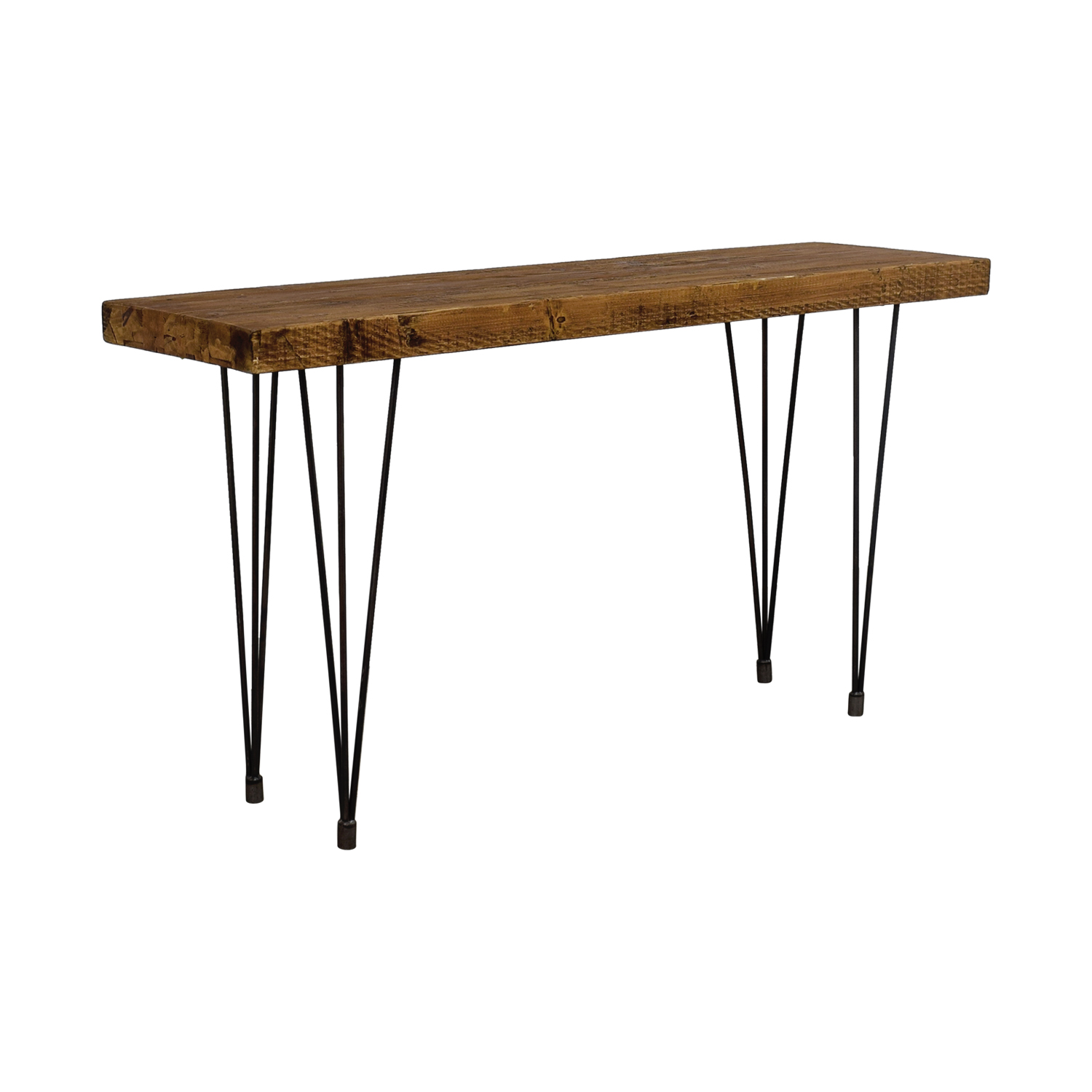 buy Does Home Collection Does Home Collection Boneta Rustic Wood Console online