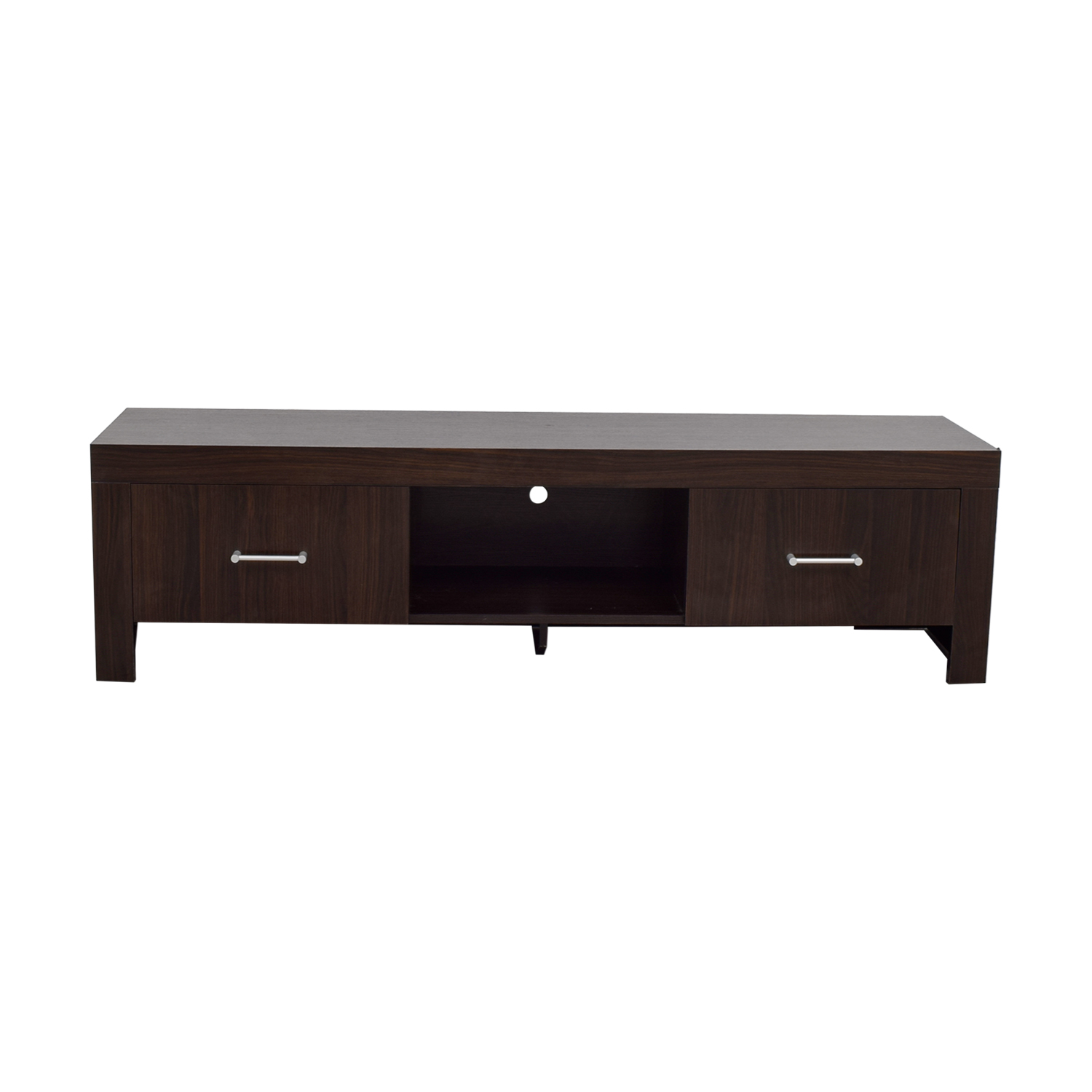 Rooms To Go Rooms To Go Two-Drawer TV Console nj
