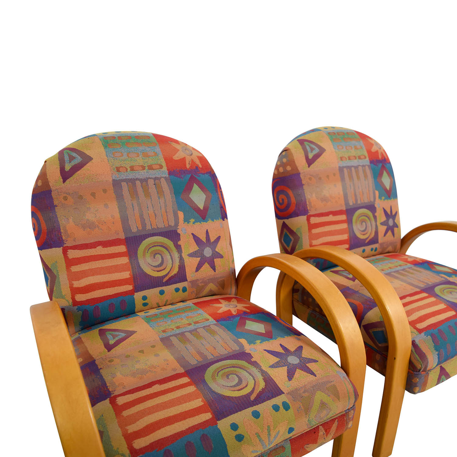 shop Lazy Boy Multi-Colored Club Chairs Lazy Boy Accent Chairs