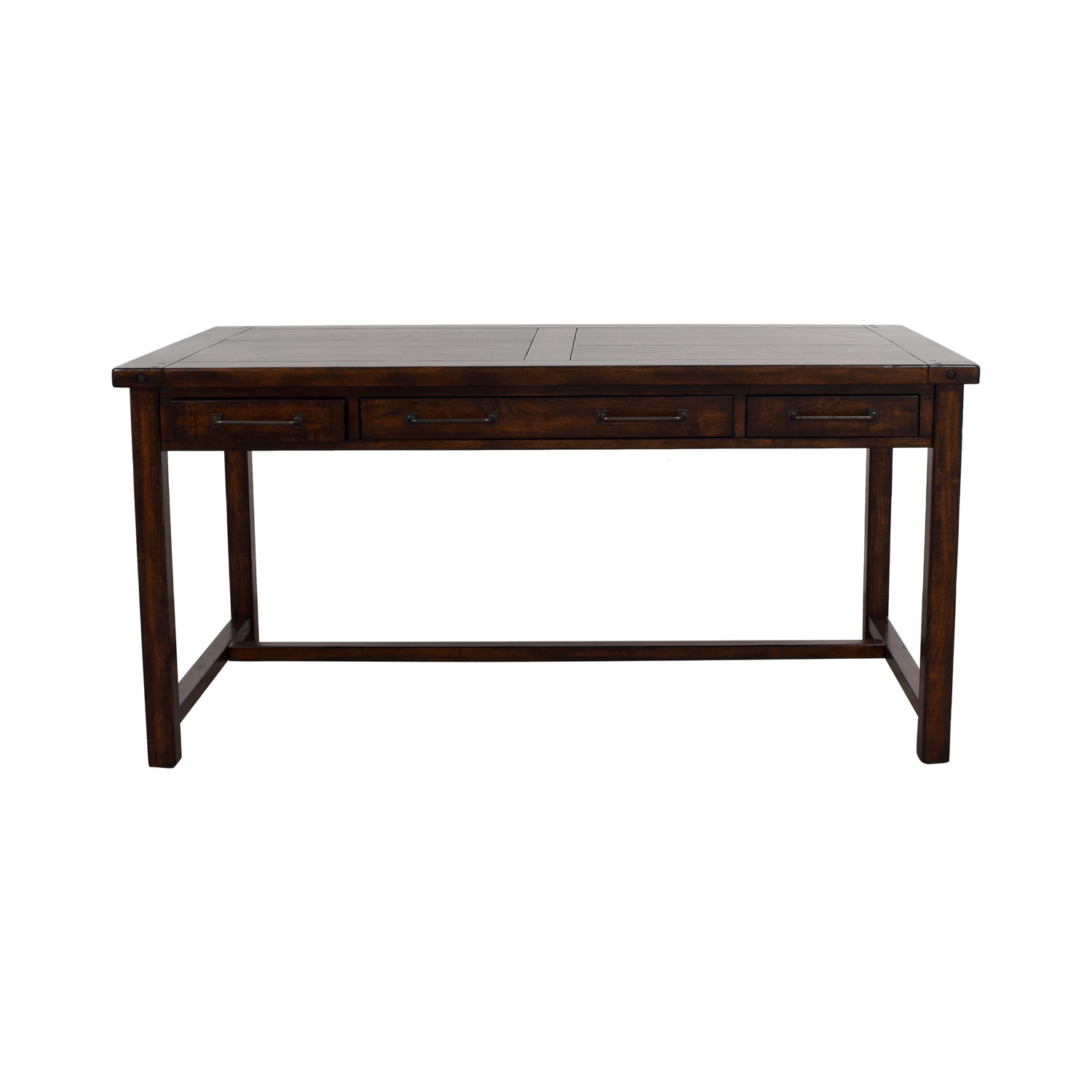 Pottery Barn Pottery Barn Benchwright Triple Drawer Desk for sale