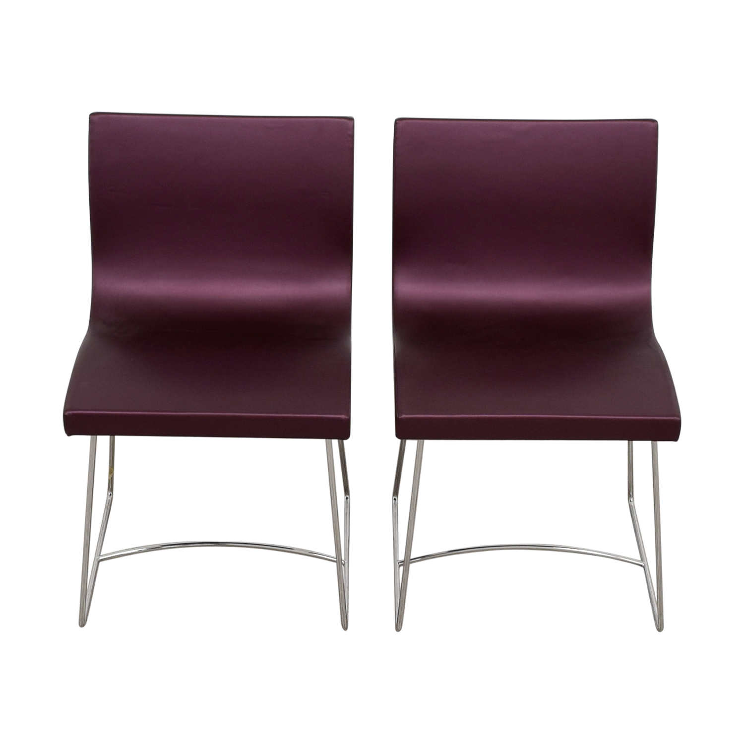 Ligne Roset Dining Room Chairs