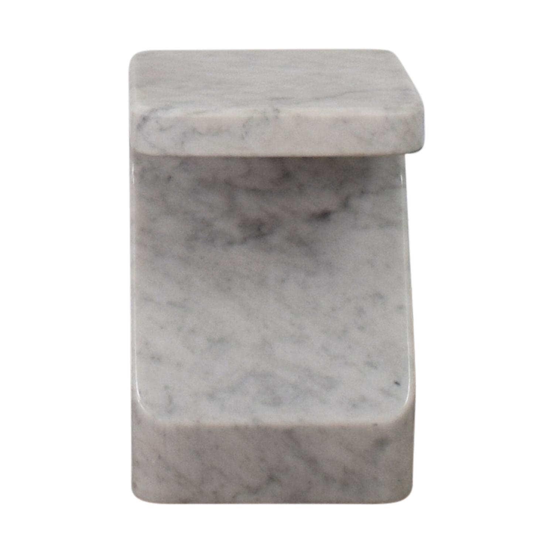 Ligne Roset Marble Side Table / Tables