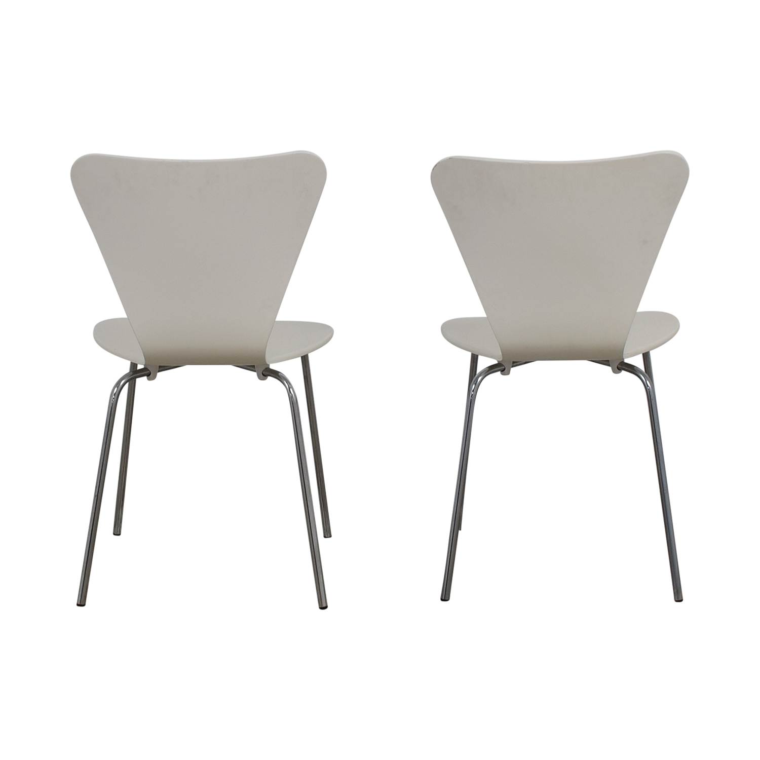 White Dining Chairs price
