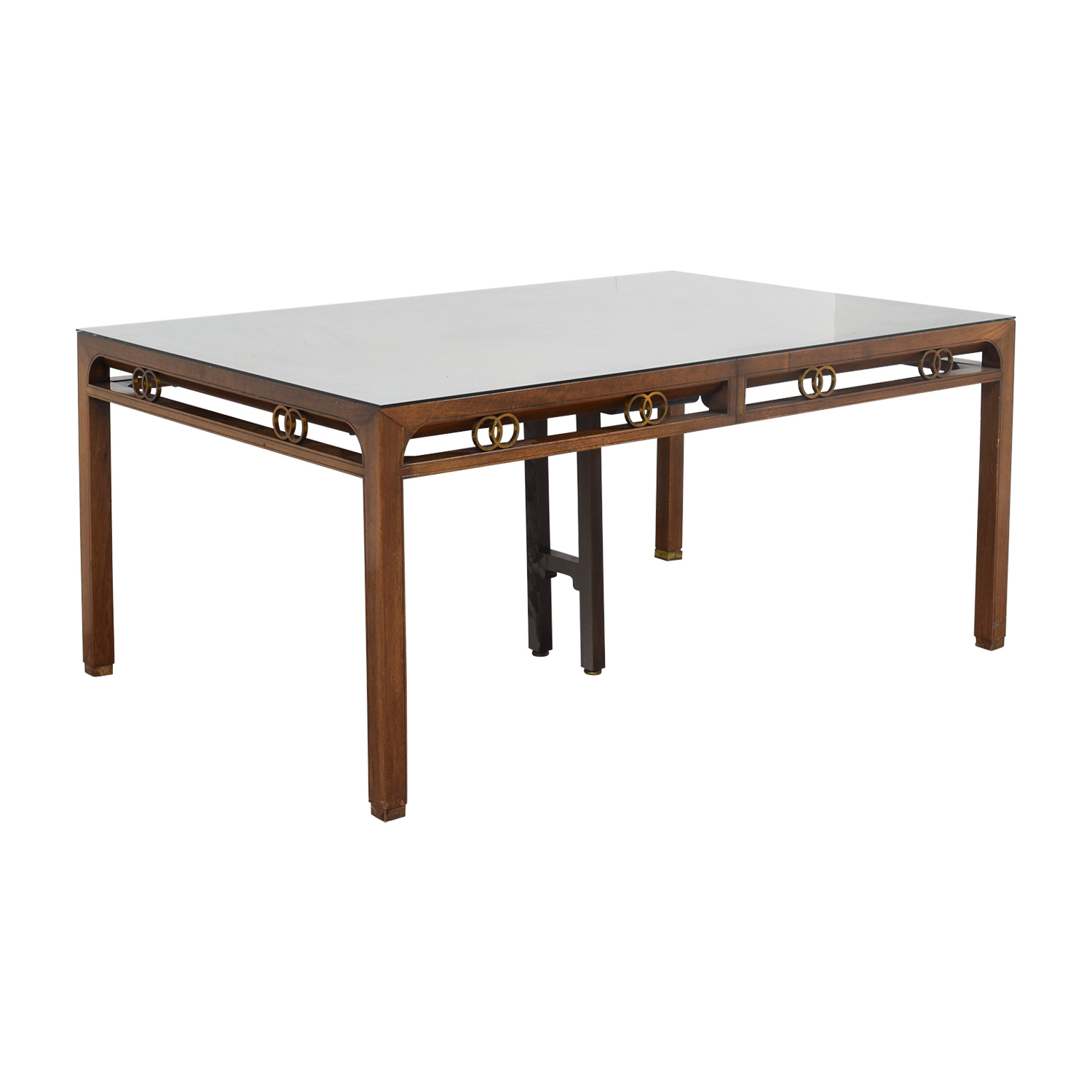 ... Baker Baker Mid Century Modern Dining Room Table For Sale ...