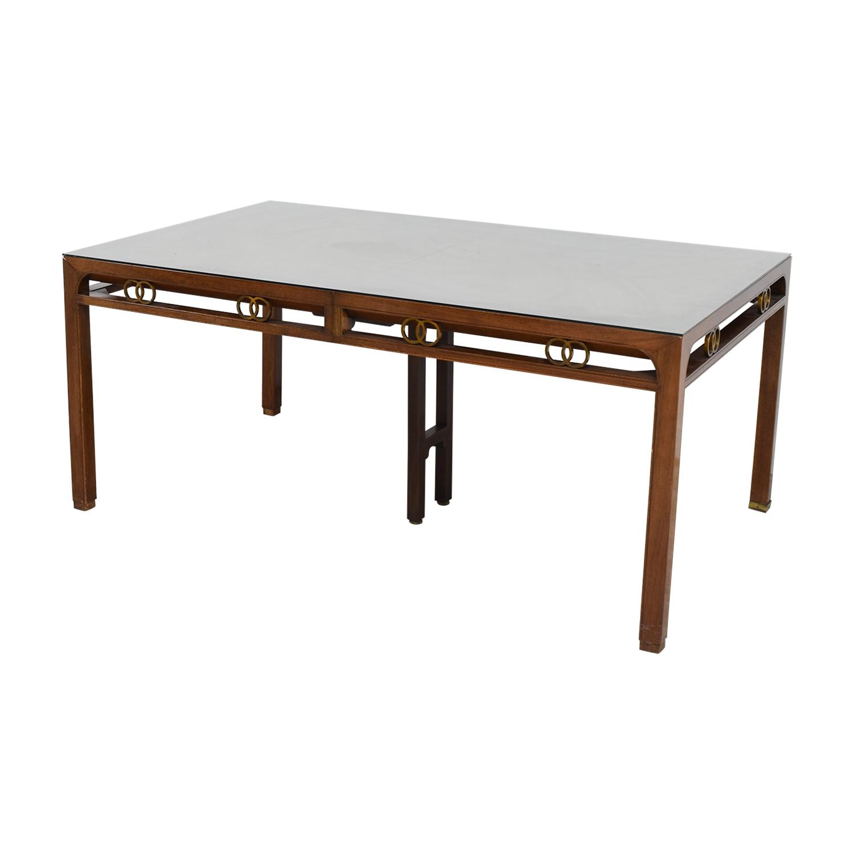 buy Baker Baker Mid-Century Modern Dining Room Table online