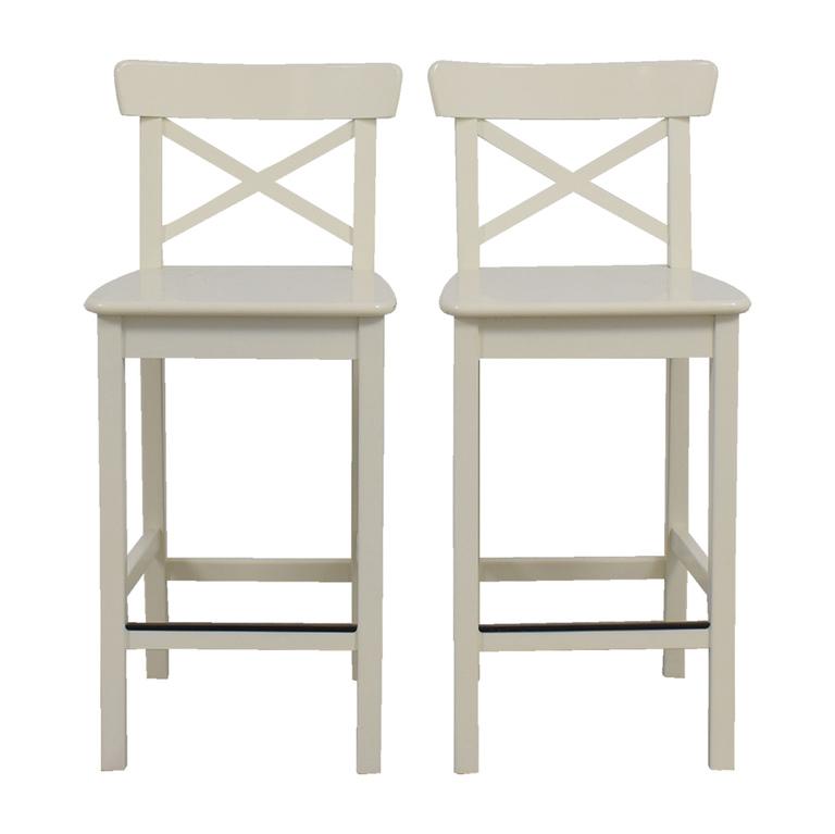 IKEA IKEA White Bar Stools nyc
