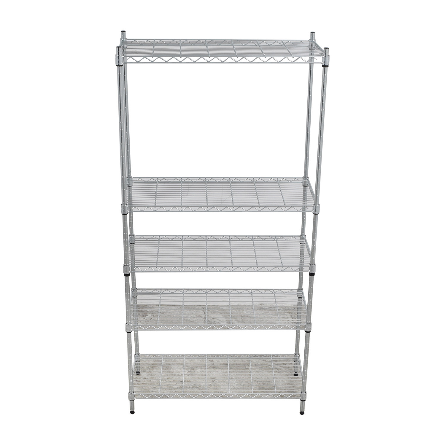 Seville Classics Seville Classics Metal Kitchen Rack Storage