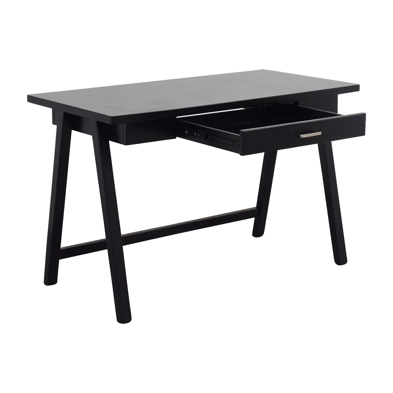 82% OFF - Ashley Furniture Ashley Furniture Single Drawer Desk / Tables