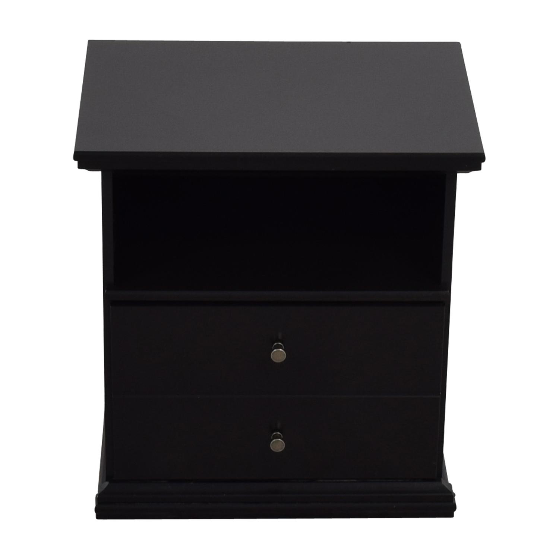 Ashley Furniture Ashley Furniture Mahogany Nightstand nj