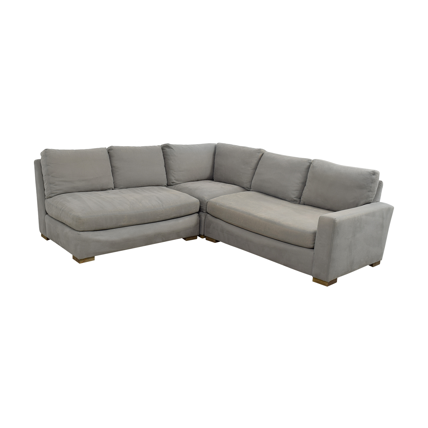 77 Off Restoration Hardware Restoration Hardware Grey L