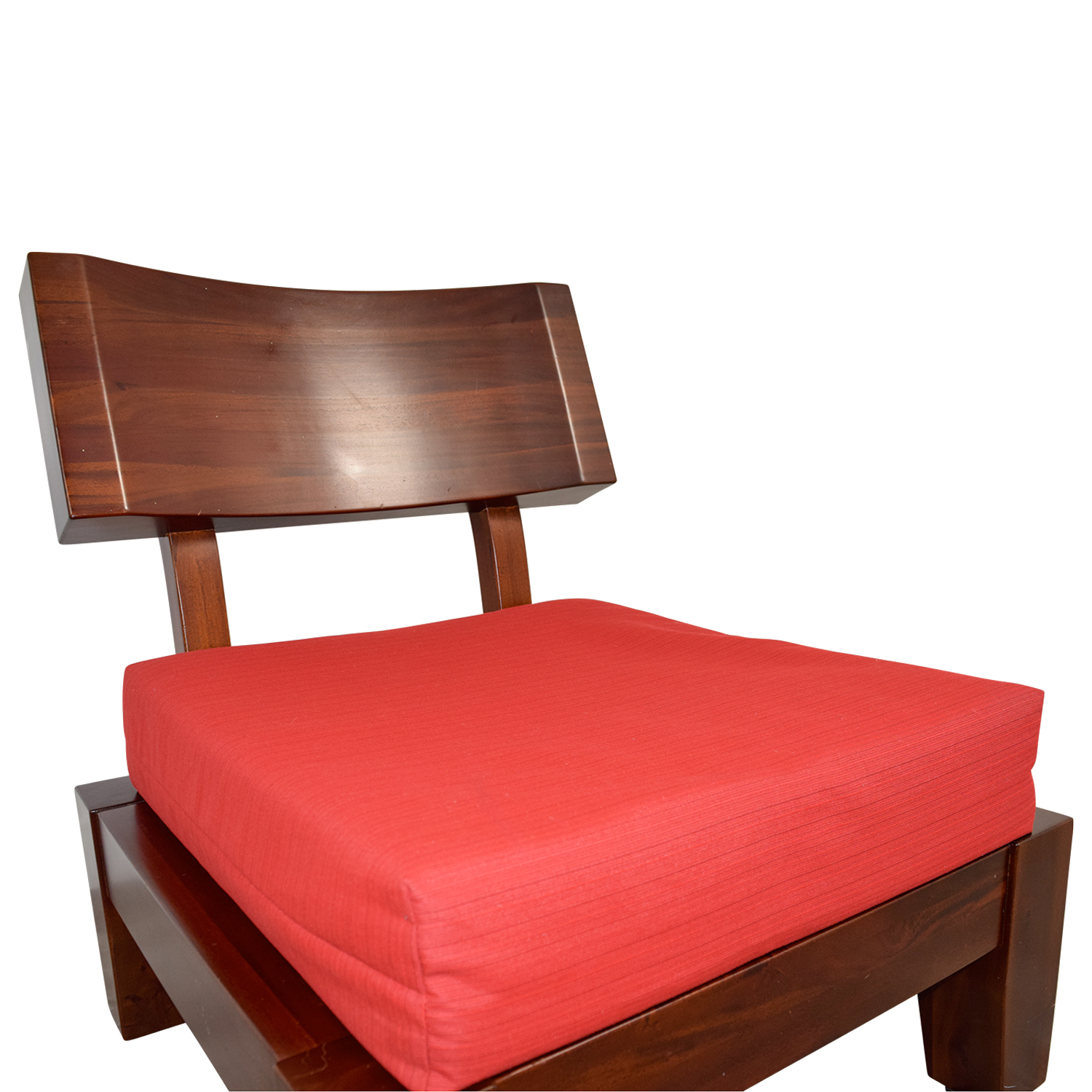 ... Haverty Haverty Red Wood Sleeper Chair Nyc ...