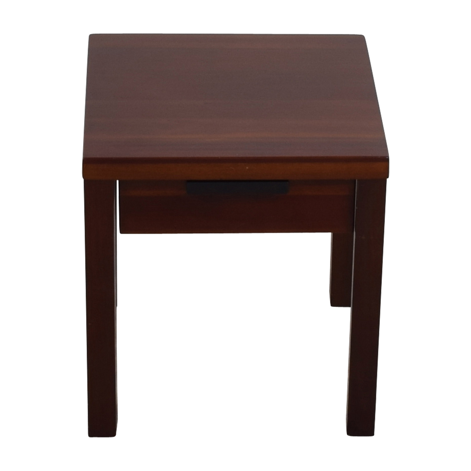 buy Haverty Wood Single-Drawer Night Stand Haverty End Tables