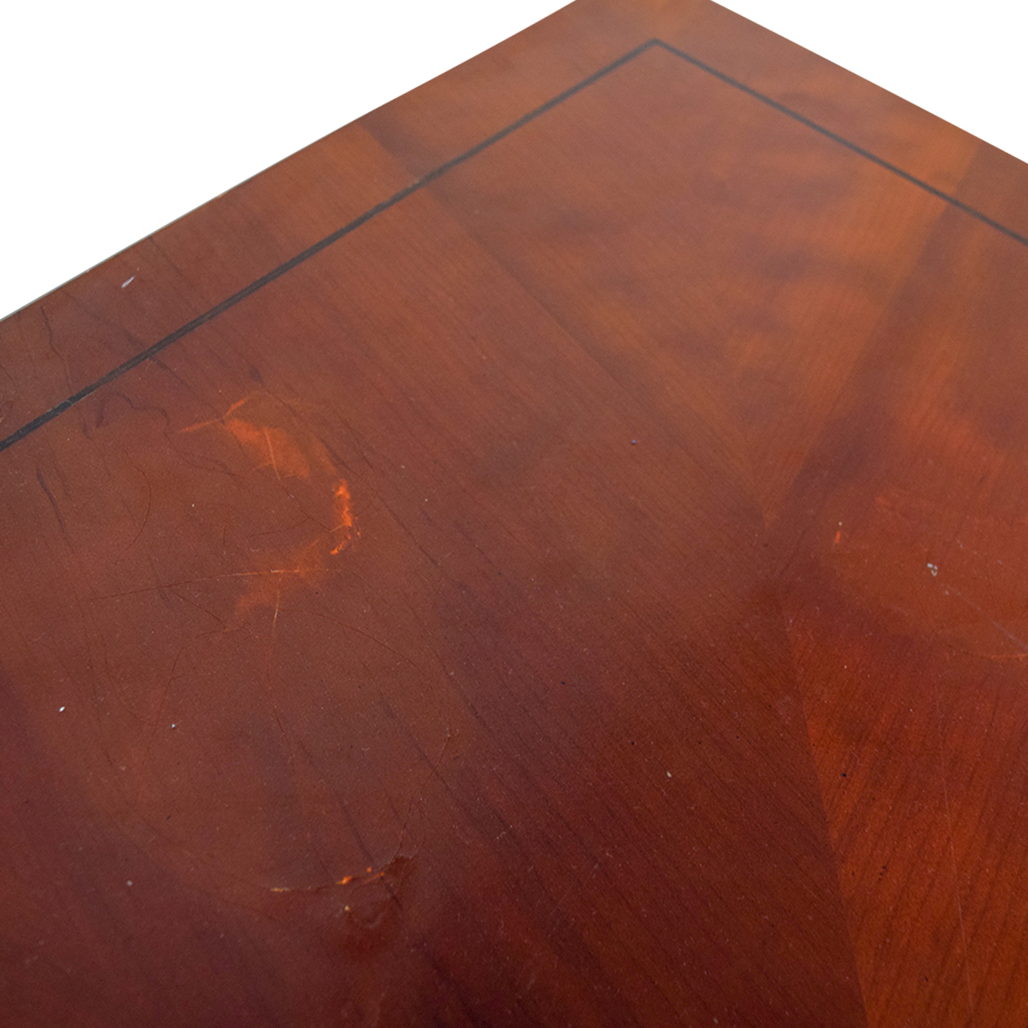 buy Cherry Wood Square Coffee Table Coffee Tables