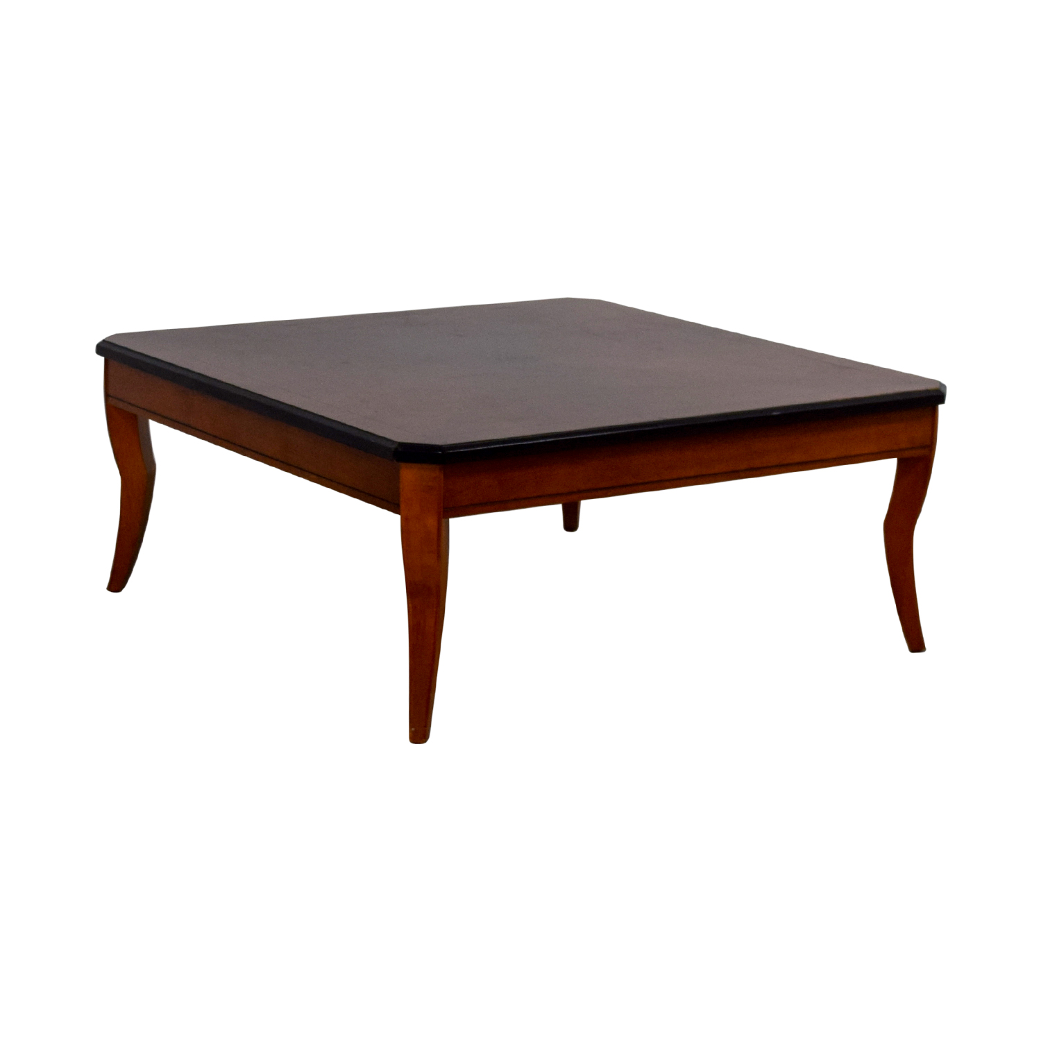 56 off cherry wood square coffee table tables Cherry wood coffee tables