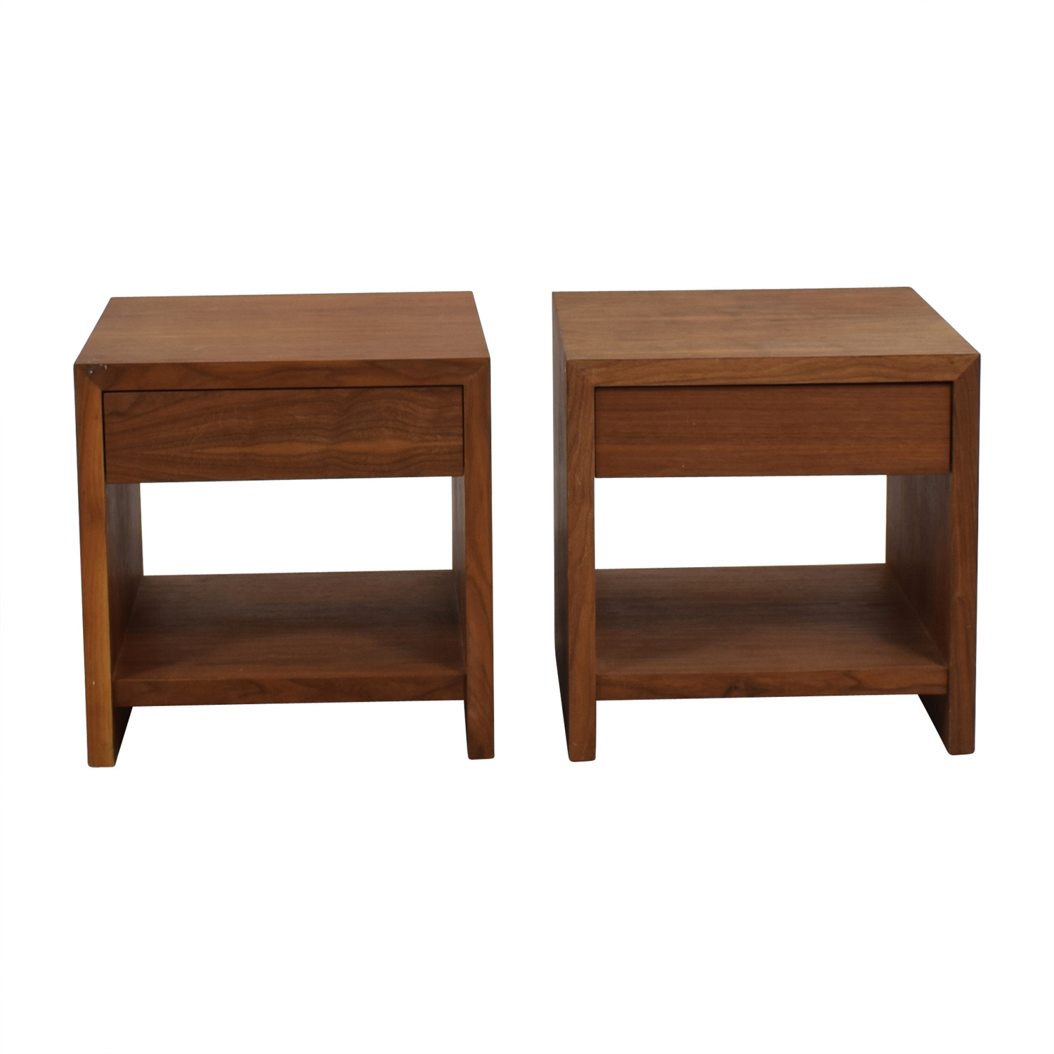 Desiron Desiron Grove Single Drawer Side Tables for sale