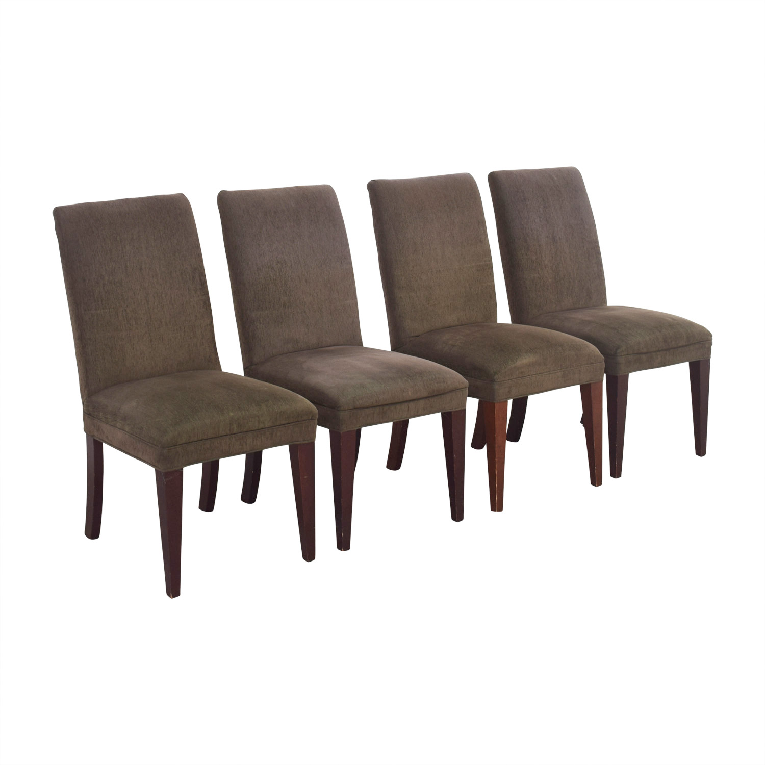 Restoration Hardware Olive Green Dining Chairs Nyc