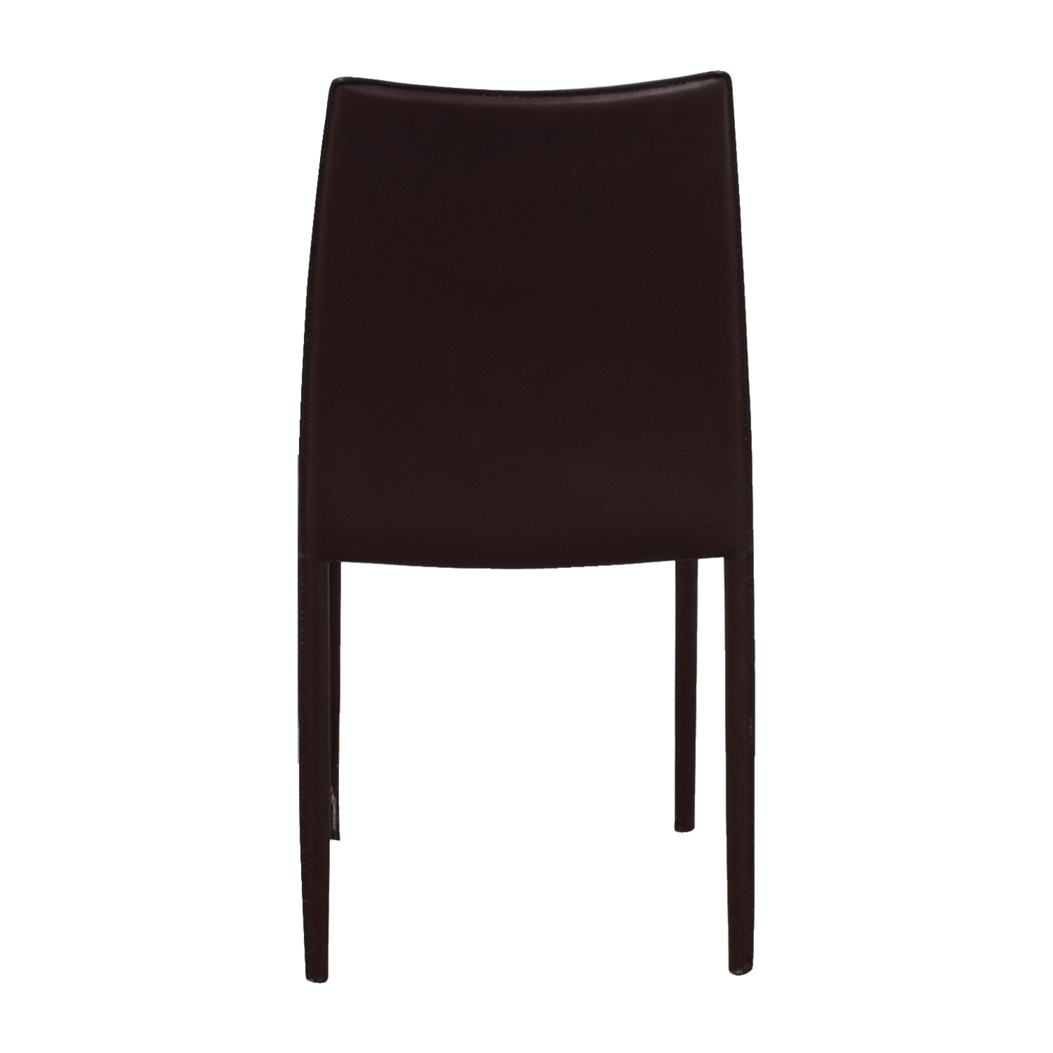 buy CB2 Brown Chair CB2