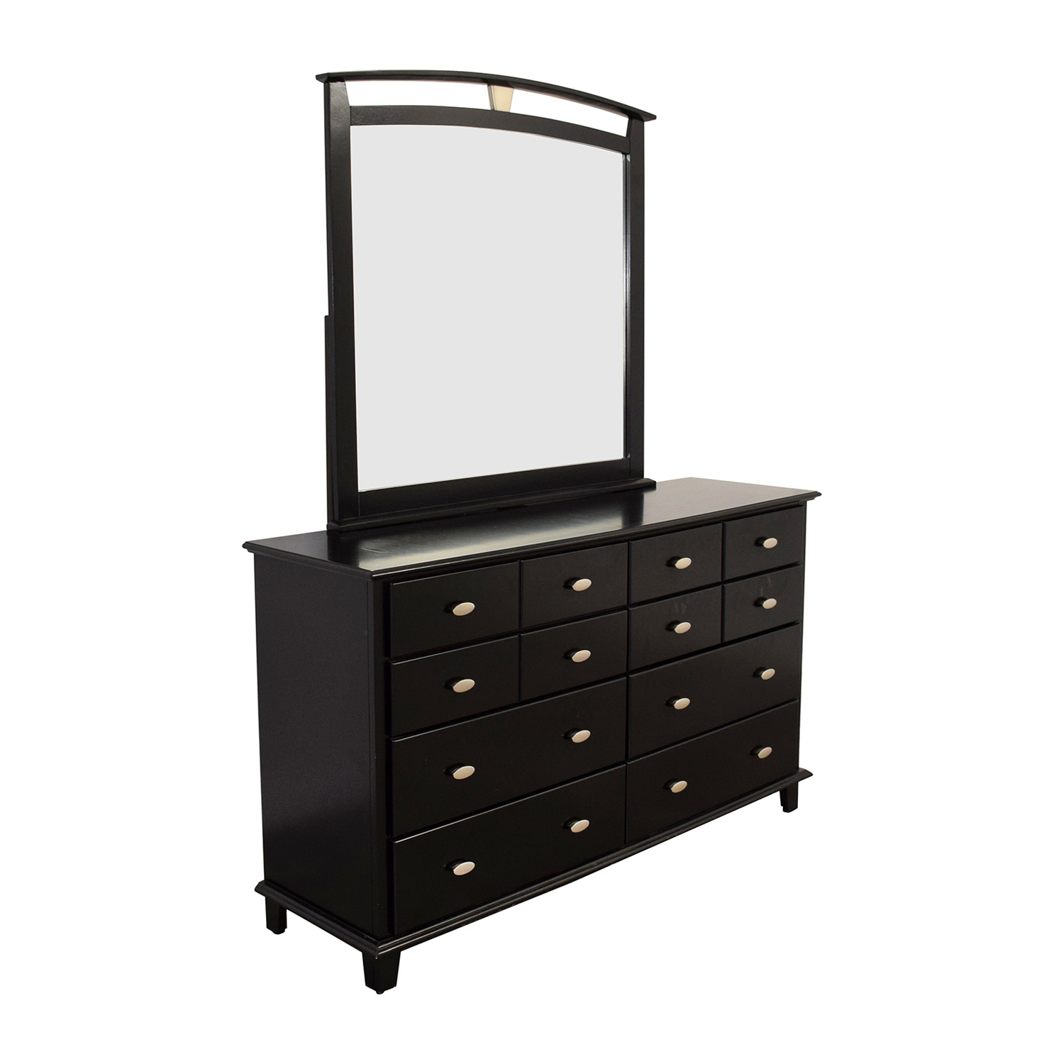 shop Coaster Eight Drawer Dresser & Mirror Coaster