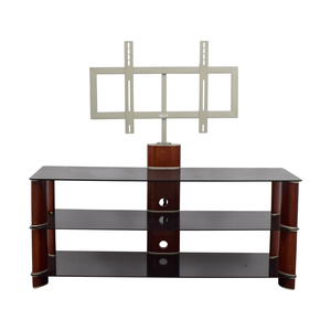Shop Glass Tv Stand: Second Hand Furniture On Sale