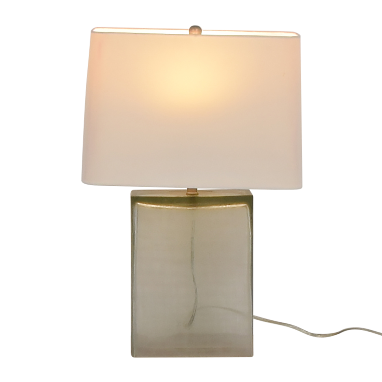 Crate & Barrel Meier Table Lamp / Lamps
