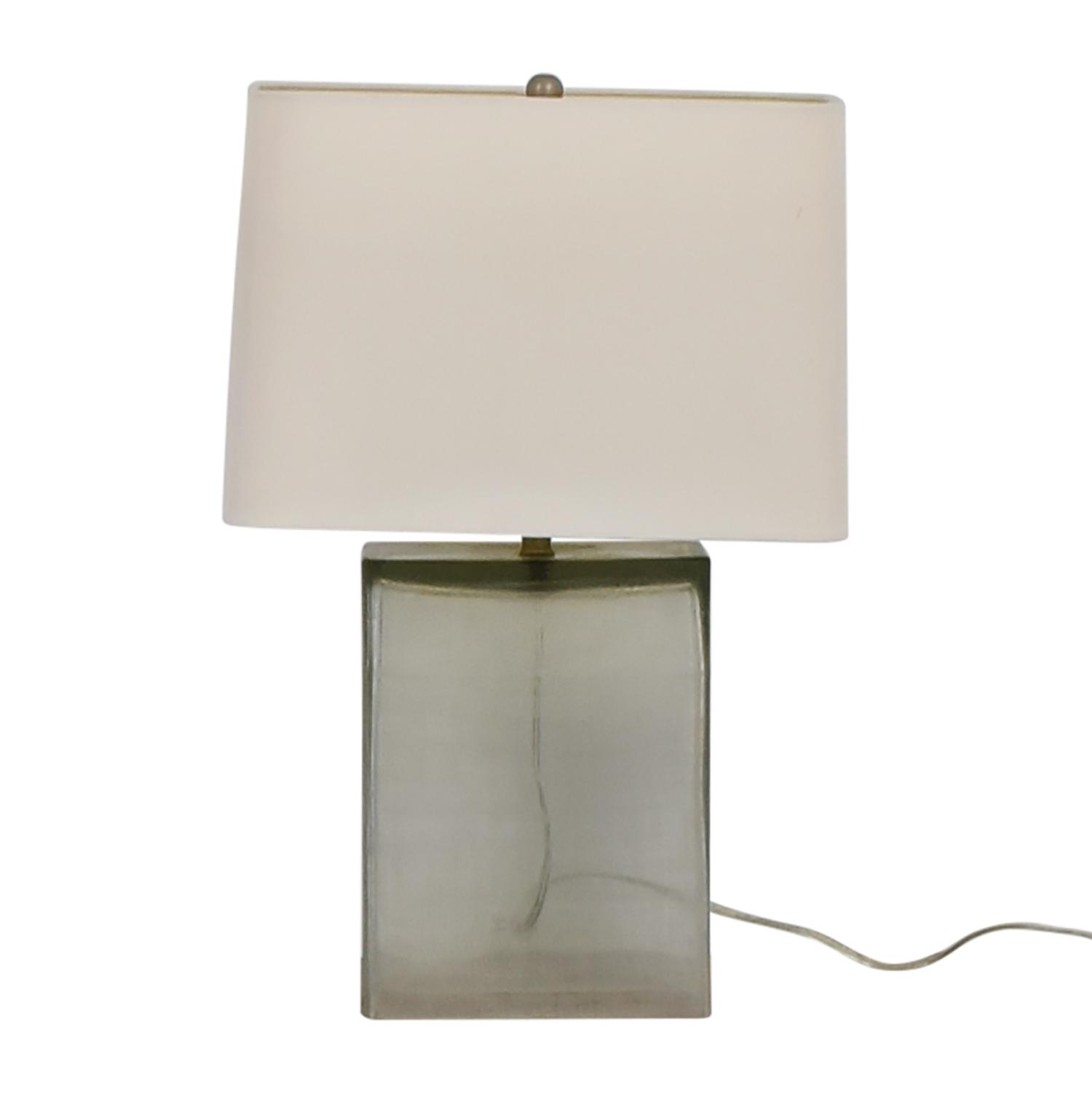 Crate & Barrel Crate & Barrel Meier Table Lamp for sale