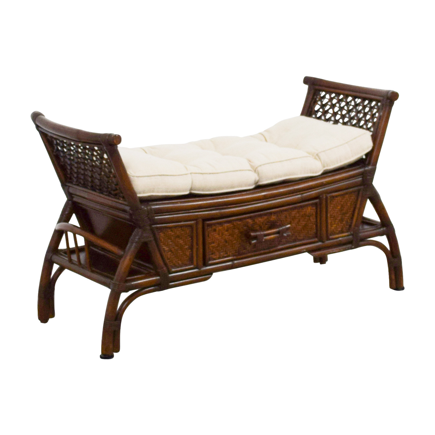 51 Off Pier 1 Imports Pier 1 Imports Walnut Wicker
