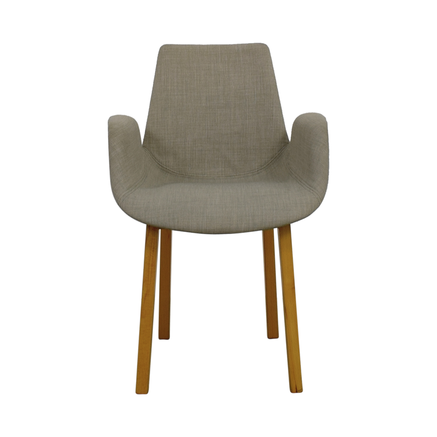 Stilnovo Stilnovo Agder Grey Arm Chair nj