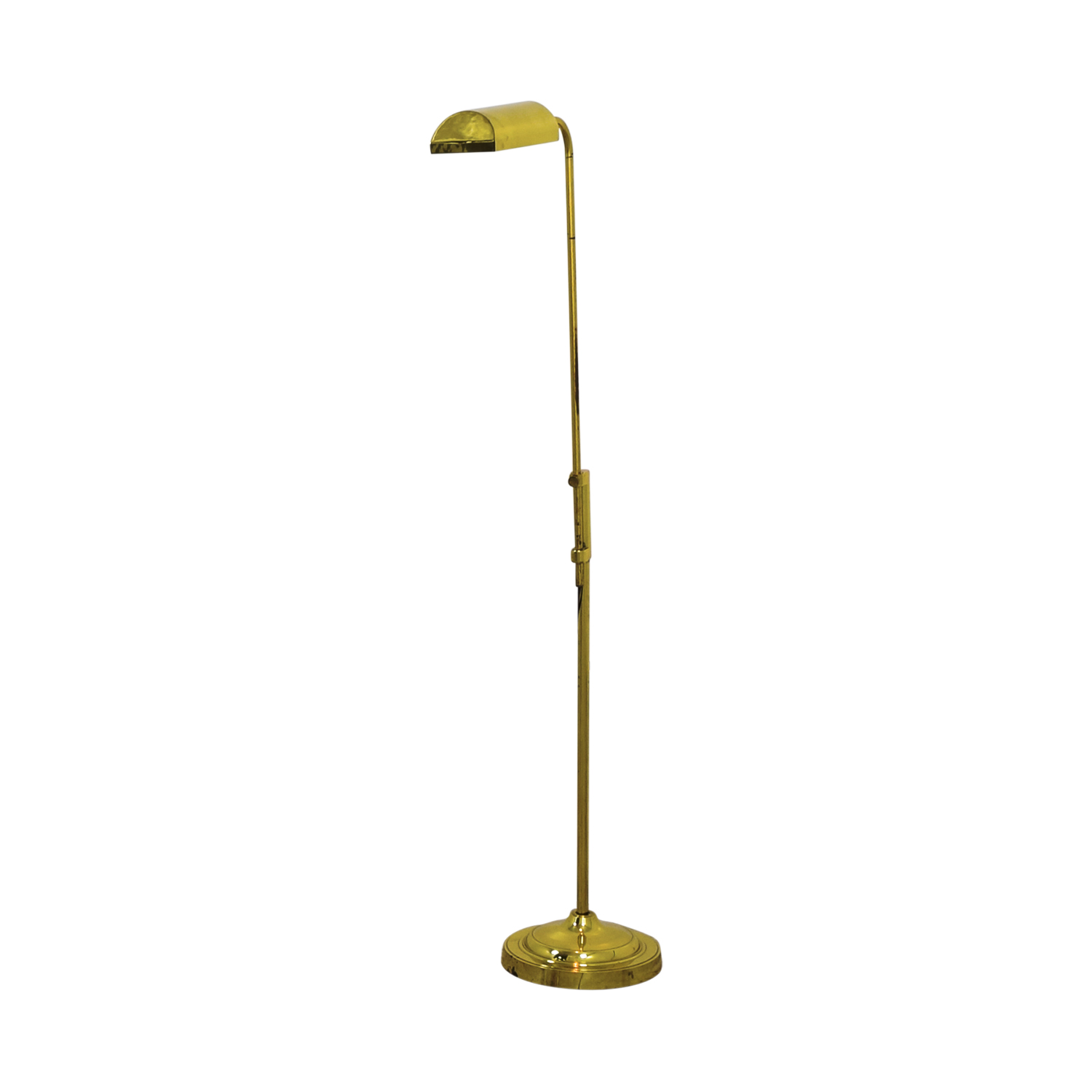 shop Larina Larina Gold Task Floor Lamp online