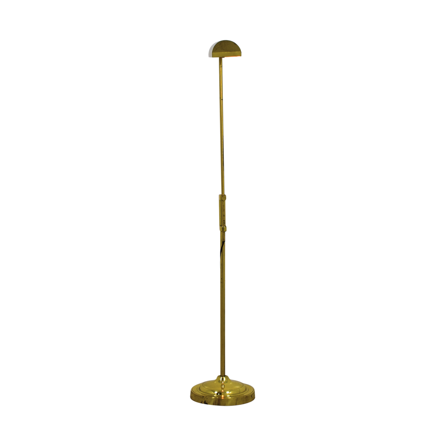 buy Larina Larina Gold Task Floor Lamp online