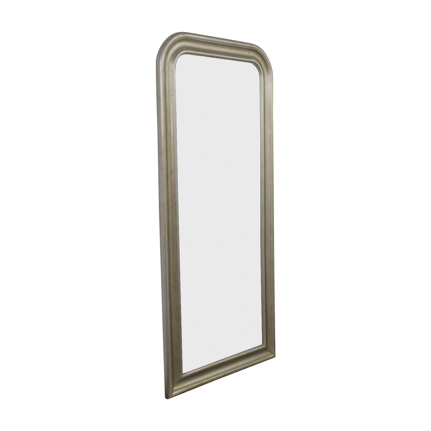 buy IKEA Champagne Frame Full Length Mirror IKEA