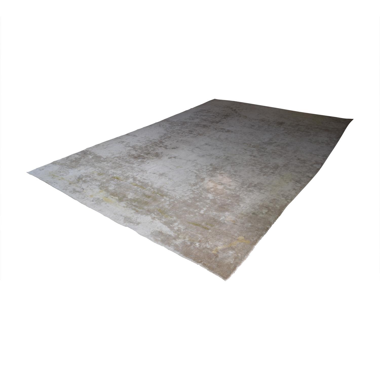ABC Carpet & Home ABC Carpet & Home Tan Rug second hand