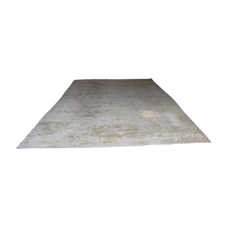 ABC Carpet & Home ABC Carpet & Home Tan Rug nj