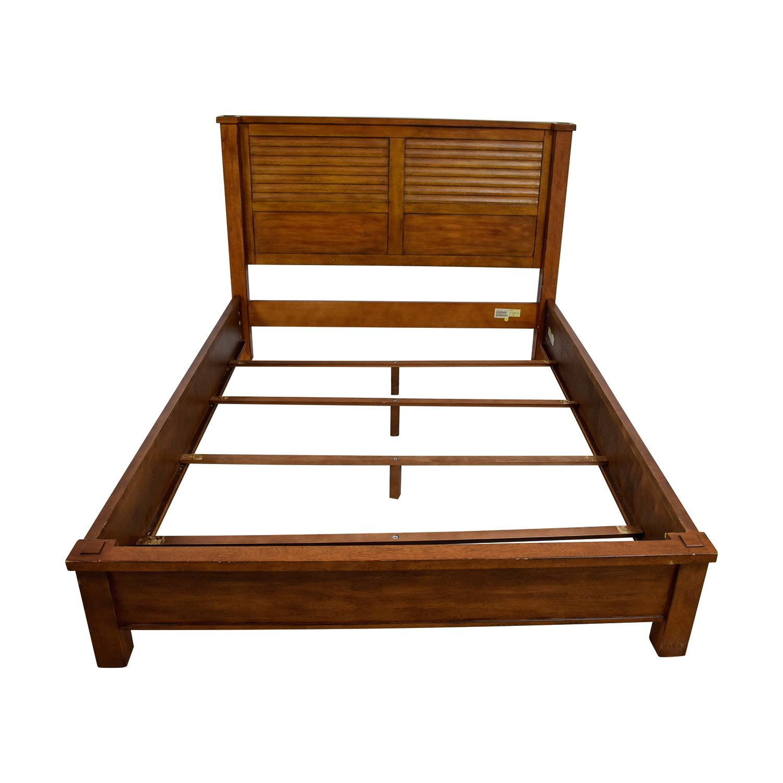 Ethan Allen Ethan Allen Drake Queen Bed Frame price